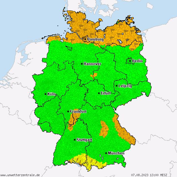 Wettervorhersage Hannover 16 Tage