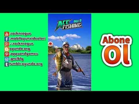 Ace Fishing No:1 Android Balık Tutma Oyunu