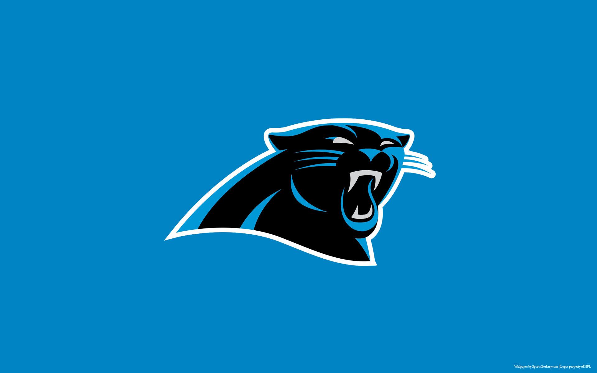 Carolina Panthers Logo Wallpaper 59 Images