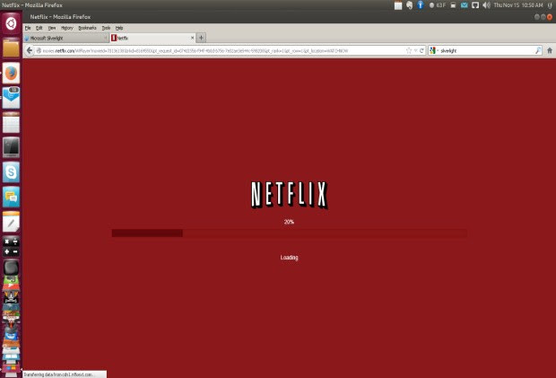 Netflix finally comes to Linux! Sort of