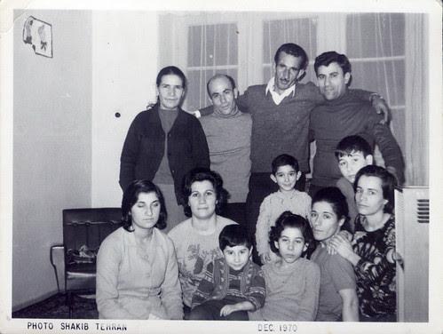 photo shakib tehran dec 1970