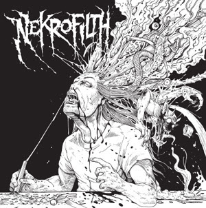 Nekrofilth - Filling My Blood with Poison...