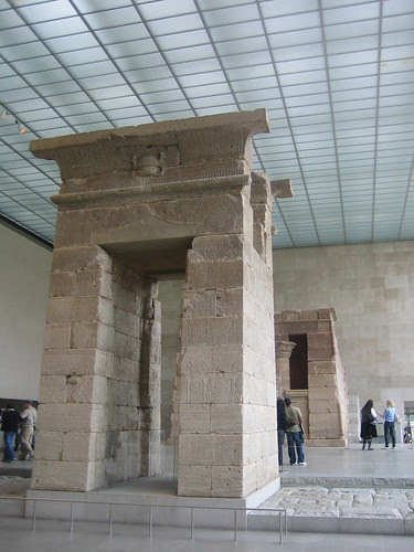 The Temple of Dendur, Egyptian, Dendur, Nubia, Roman period, ca. 15 B.C. _8347