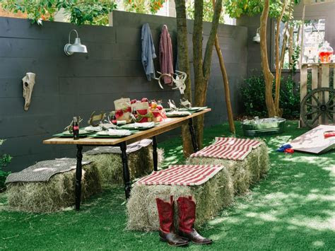30  DIY Outdoor Party Ideas and Entertaining Tips   DIY
