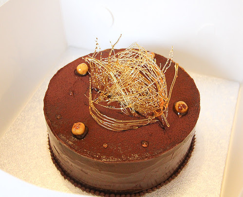 Chocolate Butterscotch Cake-11