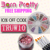 Born Pretty Store Discount!