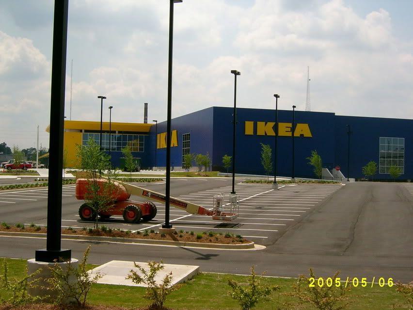 Ikea is in Atlanta