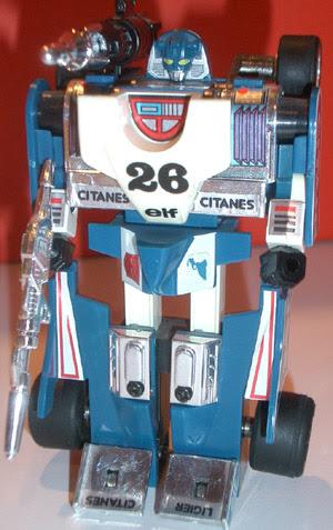 mirage transformer