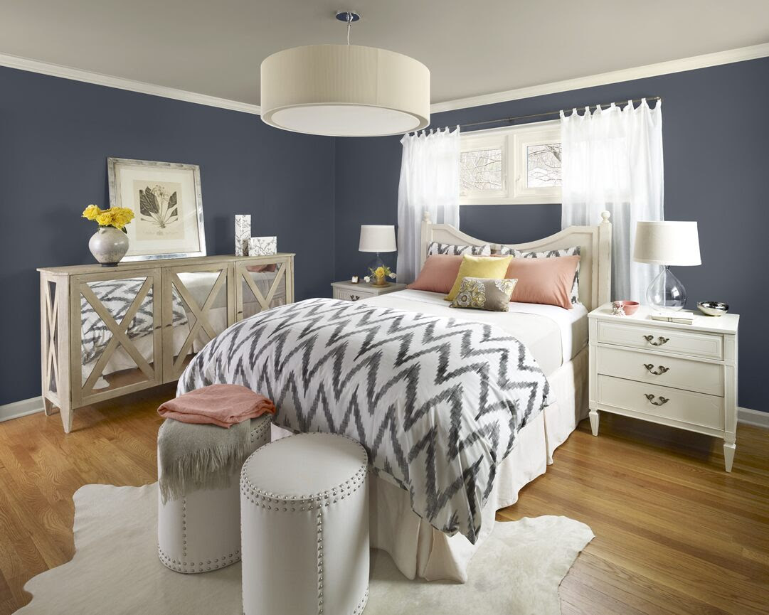 Bedroom Colors - Bedroom Decorating Video - Color Trends 2013