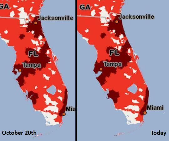 Verizon Coverage Map Florida Verizon Coverage Map Florida   CLAUDETEMAKI