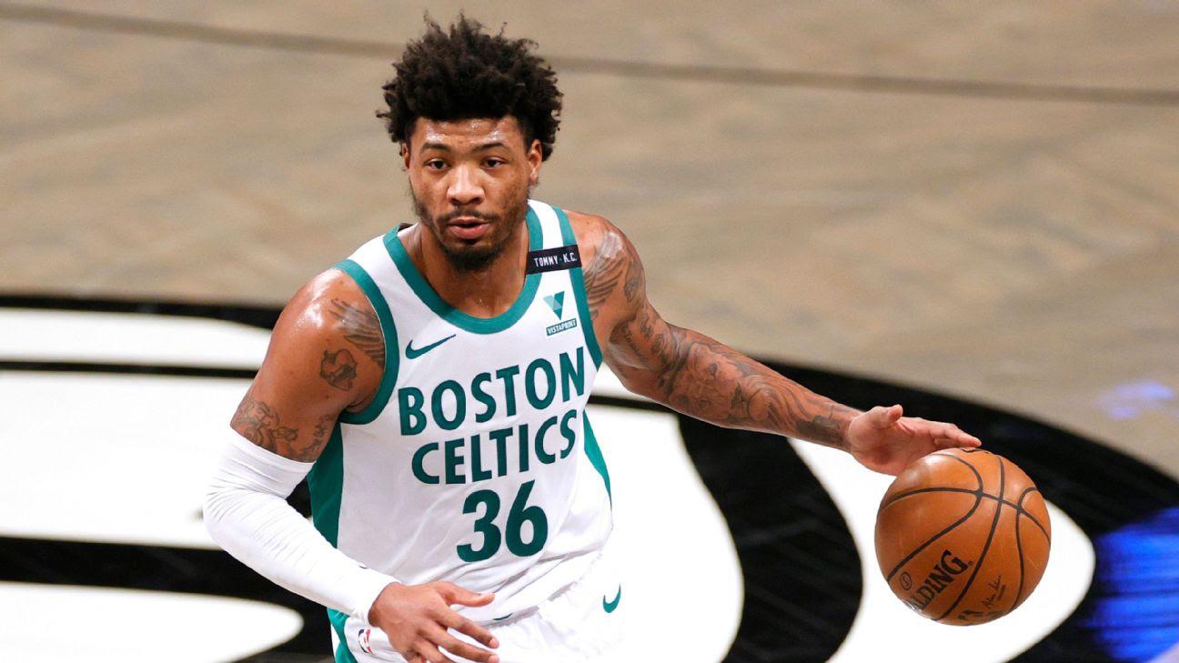 Boston Celtics' Marcus Smart suspended for preseason finale