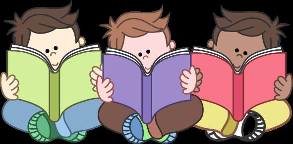 Free Clip Art Reading Books Cat S Blog