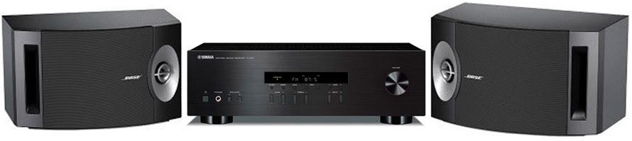 Yamaha Rs 201 Bose 201 Audionet