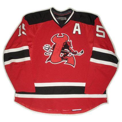 Lowell Devils 06-07 F
