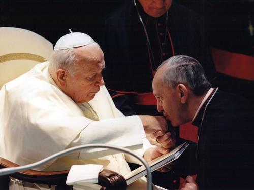 papa francisco joão paulo