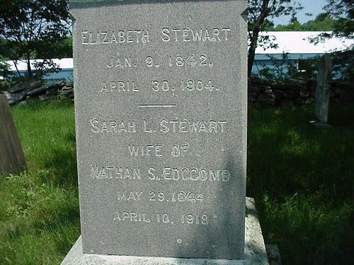 Elizabeth and Sarah STEWART Edgcomb by midgefrazel