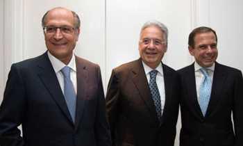 Resultado de imagem para alckmin fhc doria