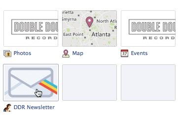 Mailchimp - Integração com Facebook