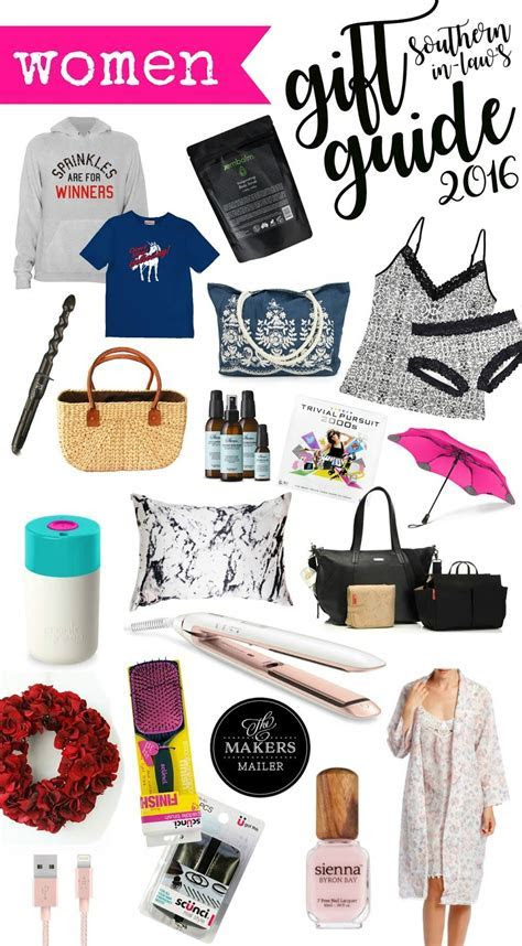 2016 Women's Christmas Gift Guide   Holiday time
