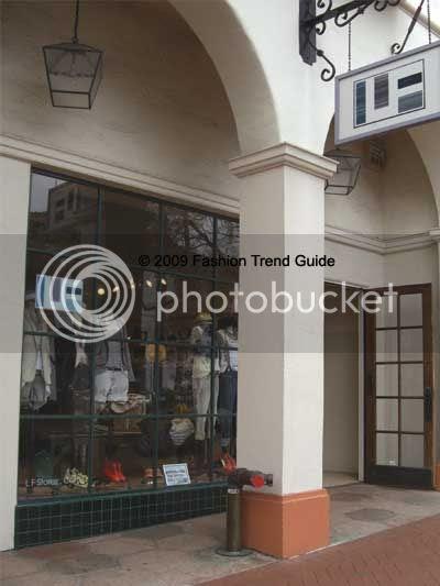 LF Stores Santa Barbara
