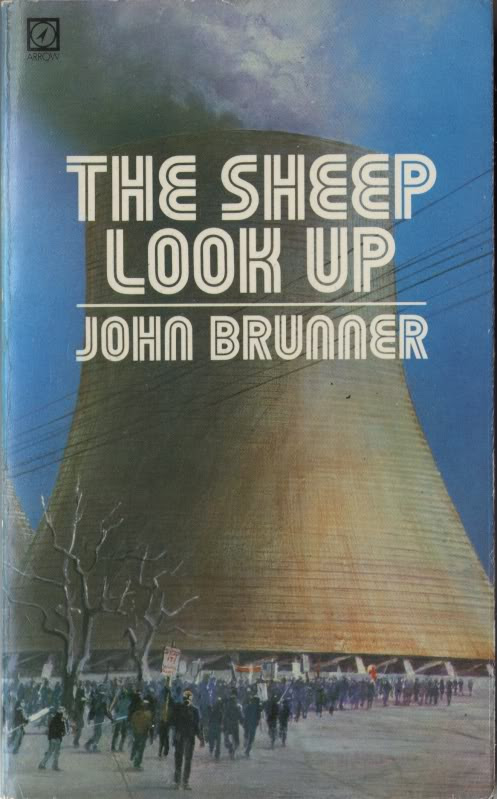 Resultado de imagem para The Sheep Look Up de John Brunner