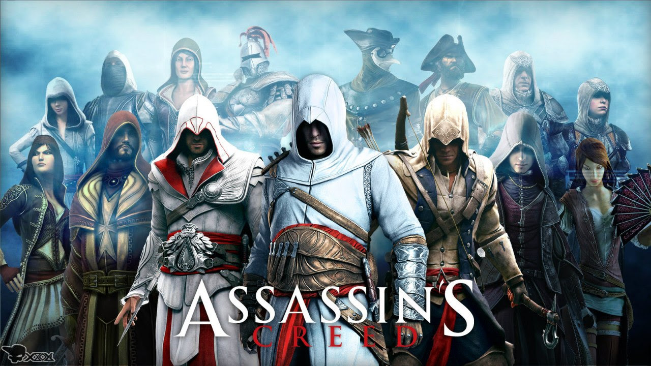 Компьютерные игры - Assassin's Creed
