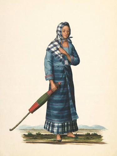 Filipino female costume