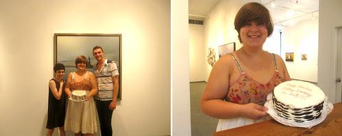 Daria Souvorova, Sweet Daria's, Last Day, George Billis Gallery