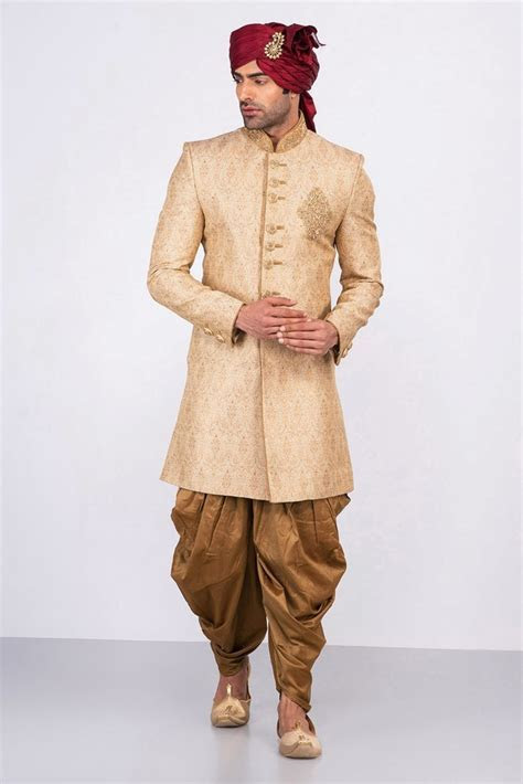 What are the best Indian wedding dresses for grooms and