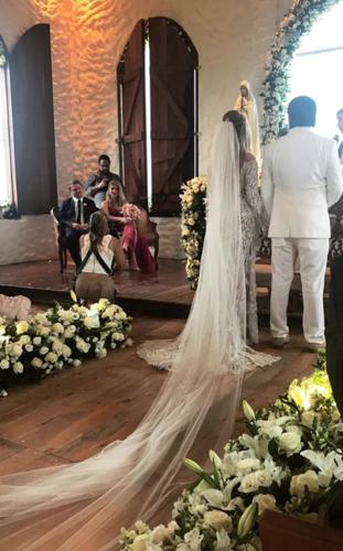 As Fotos de casamento Whindersson e Luísa Sonza
