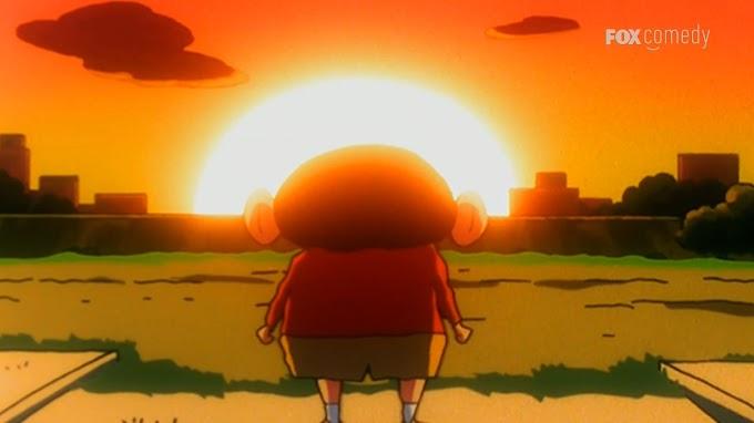 Adeus, Shin Chan. Até um dia.