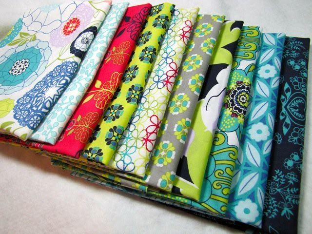 Friday's Giveaway!! Art Gallery Fabrics Giveaway, sponsored by Canton Village Quilt Works!