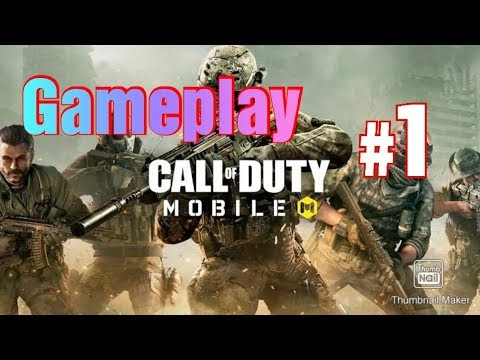 CALL OF DUTTY MOBILE gameplay Walkthrough Part 1