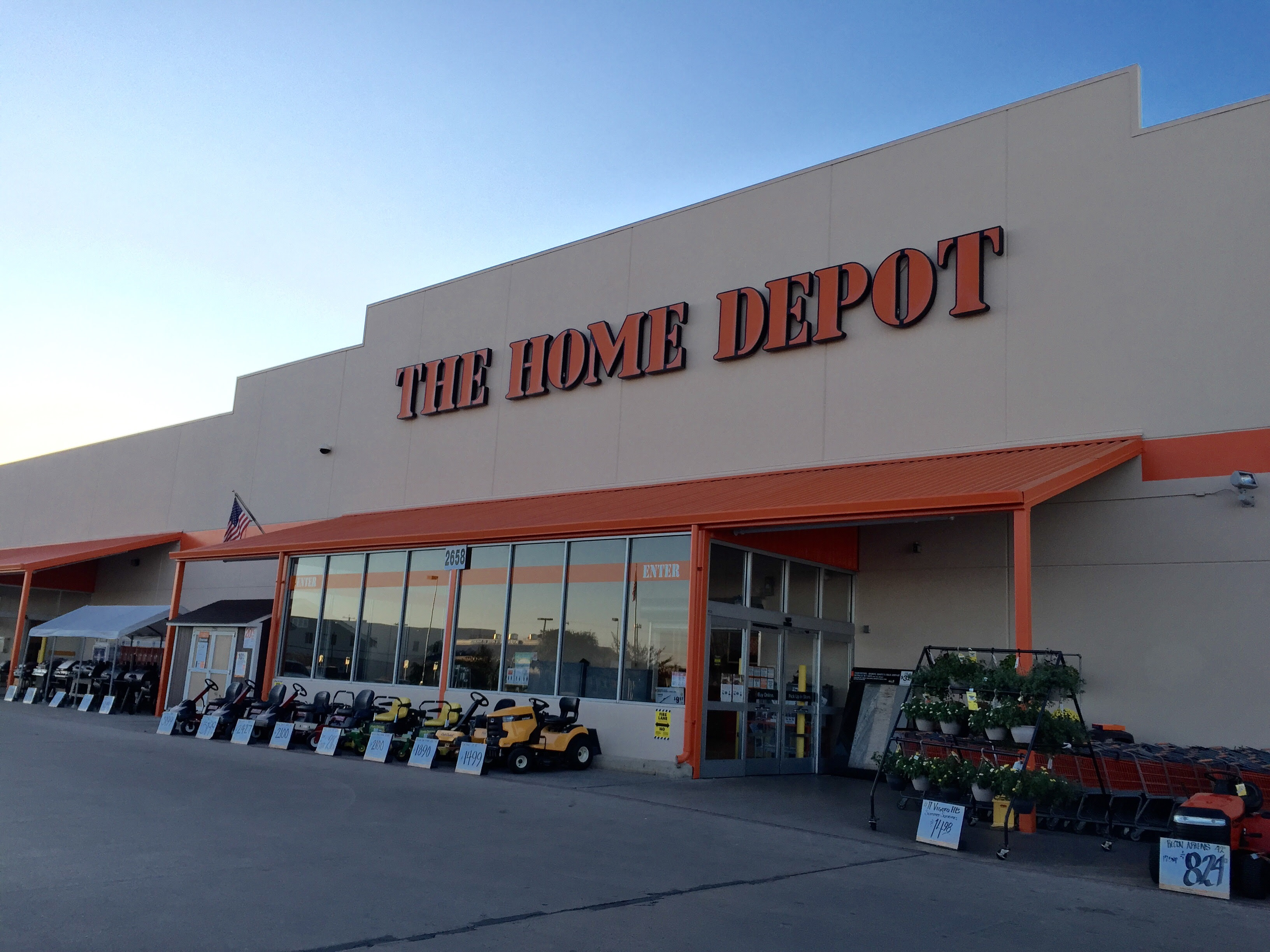 The Home Depot 2658 Sw Military Drive San Antonio TX Home Depot