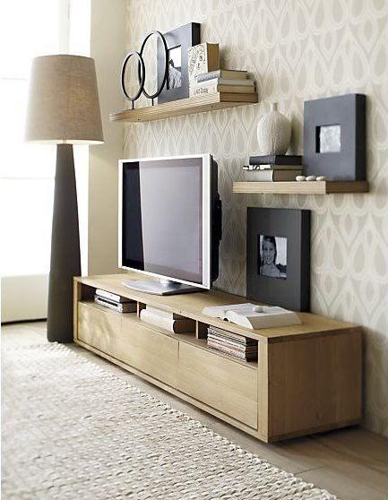 Planos low cost el tama o ideal del televisor - Tamano televisor distancia ...