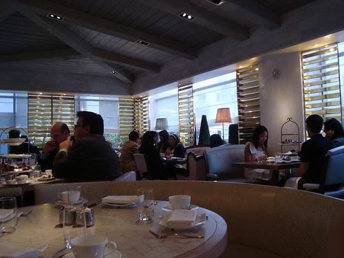 Boxwood Cafe interior