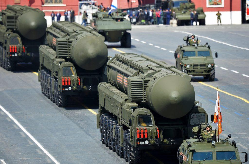 Η Ρωσία αναπτύσσει υπερ-ηλεκτρομαγνητικό όπλο παλμών για να κερδίσει τον Β 'Παγκόσμιο Πόλεμο