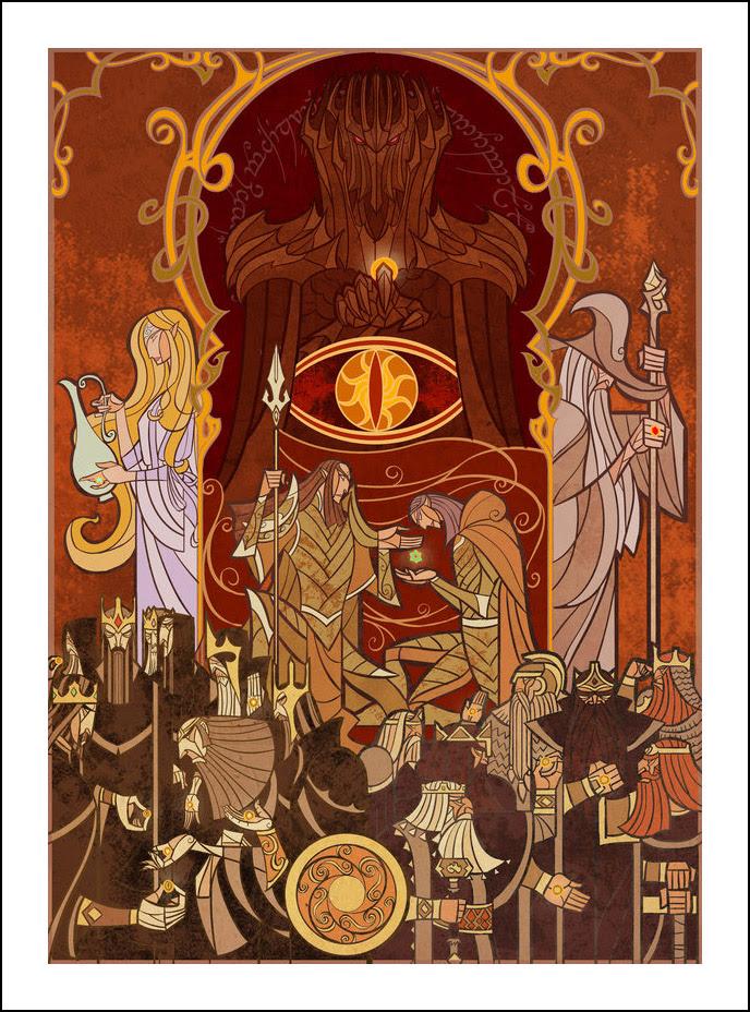 Jian Guo, Lord of the Rings