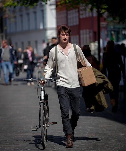 Copenhagen Bikehaven by Mellbin - Bike Cycle Bicycle - 2012 - 7278