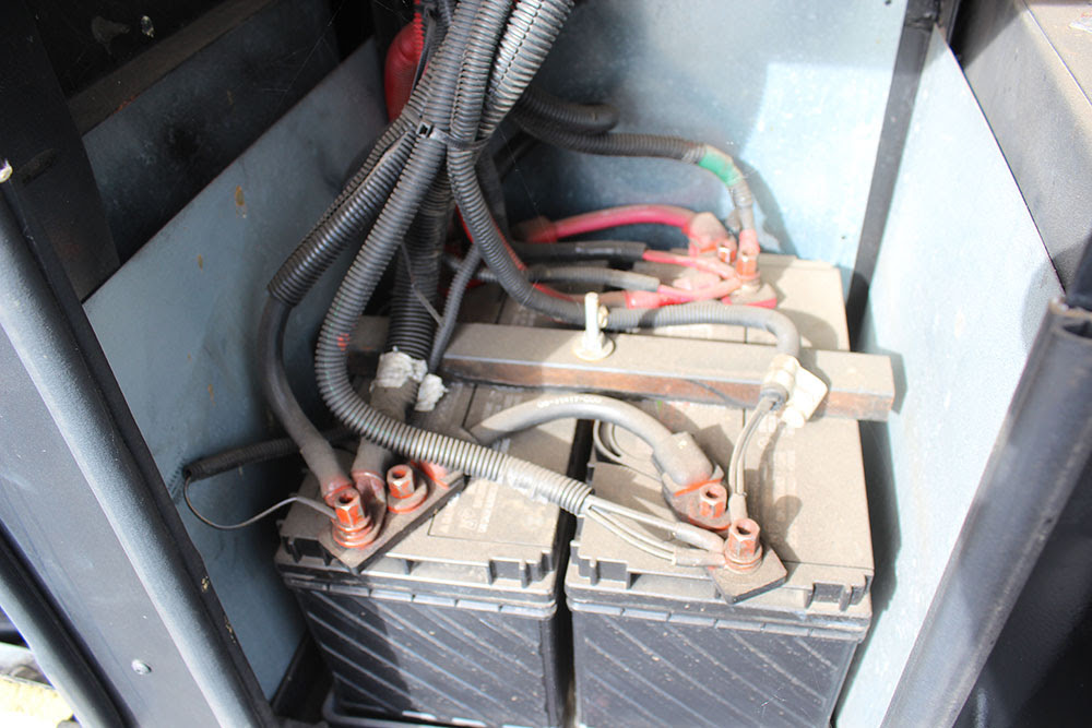 Fleetwood Southwind Battery Wiring Diagram