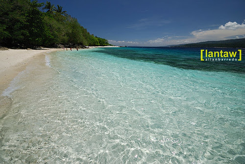 Talicud Island Clear Waters