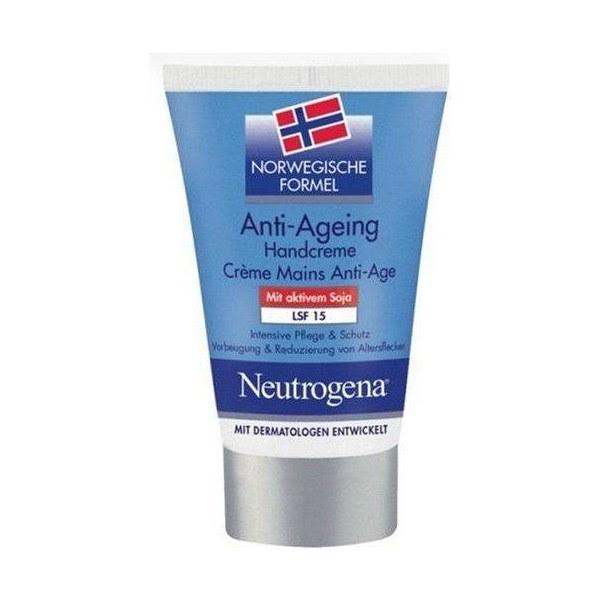 Resultado de imagem para Anti-Ageing Hand Cream da Neutrogena