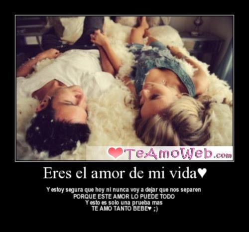 Imagenes De Romanticas Para Decir Tu Eres El Amor De Mi Vida