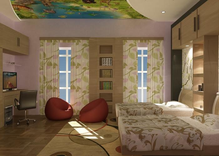 Interiors by Imran Qadri at Coroflot.com