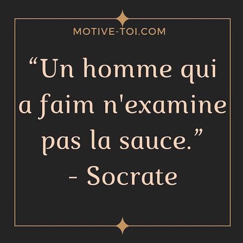 Citation Philosophique De Socrate