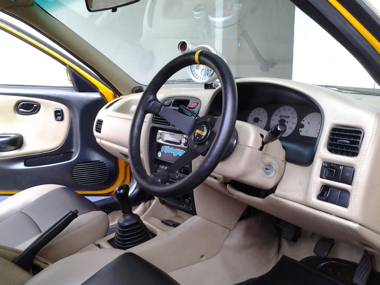 430 Modifikasi Mobil Baleno 2002 Terbaru