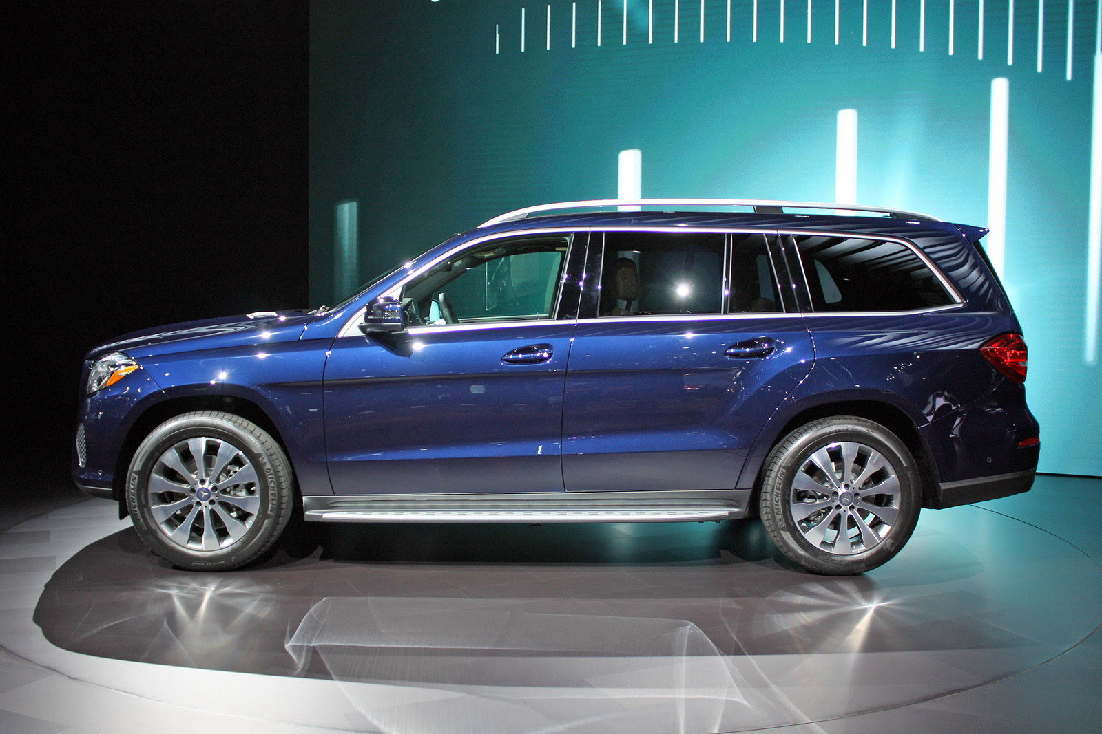 2017 Mercedes-Benz GLS-Class - Picture 656632 | car review ...