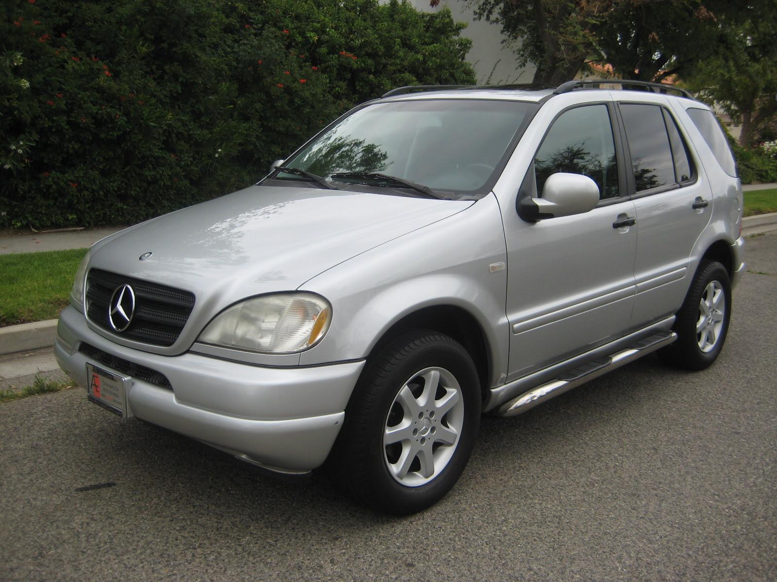 2000 Mercedes-Benz M-Class - Pictures - CarGurus