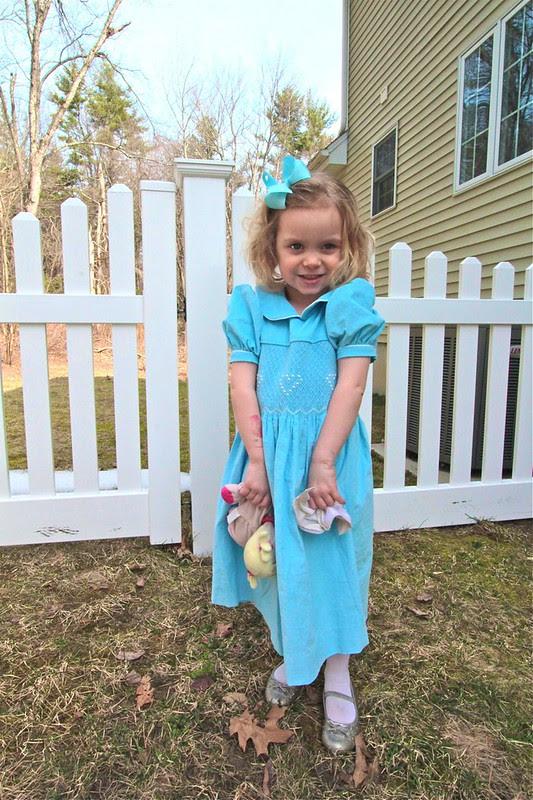 Paige turns 4