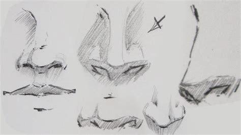 draw manga drawing noses youtube